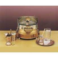 Turkiškos-graikiškos kavos aparatas 345x420x255 mm