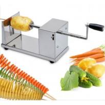 Bulvių spiralių aparatas