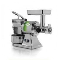 Meat mincer, approx. 200 kg/h With hard cheese grater