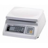 Svarstyklės 2,5 kg/5 kg arba 4 kg/10 kg