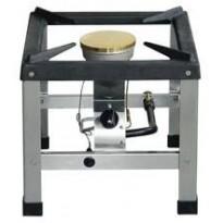 Gas stock-pot stove