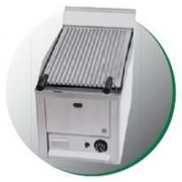 Gas lava stove grill
