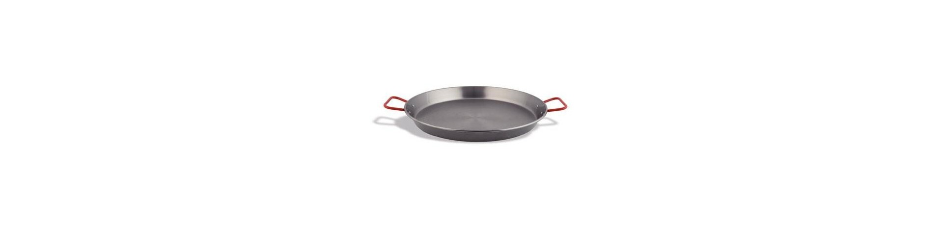 Paella keptuvės